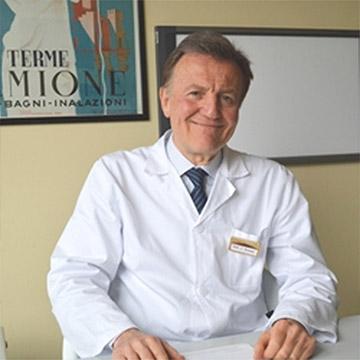 Dott. Carlo Sturani, Direttore Scientifico Sanitario Coordina la ricerca e lo sviluppo dell'area Salute, avvalendosi del Comitato Scientifico