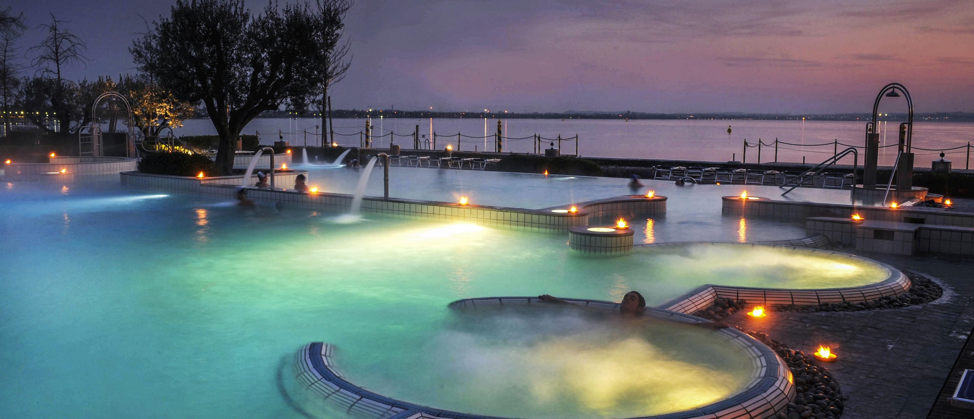 Aquaria Thermal SPA: centro benessere sul lago di Garda