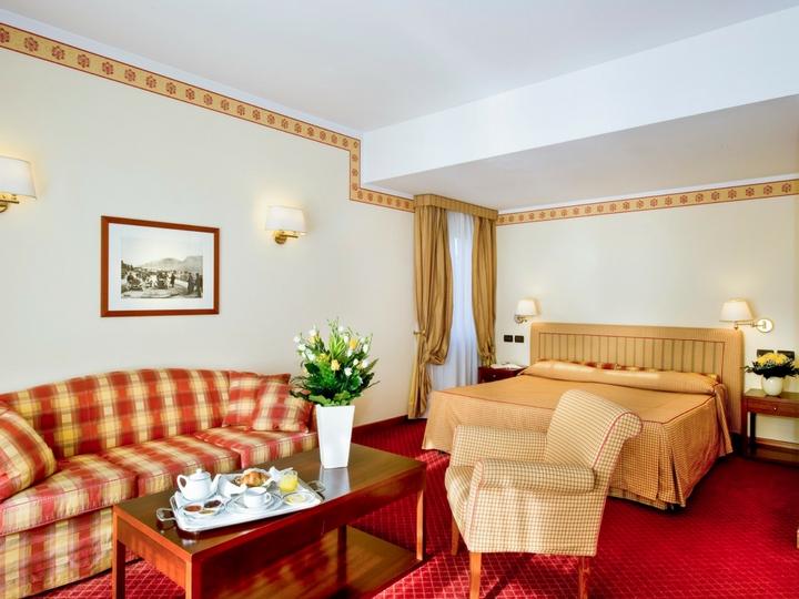 Junior Suite Hotel Sirmione Lago di Garda