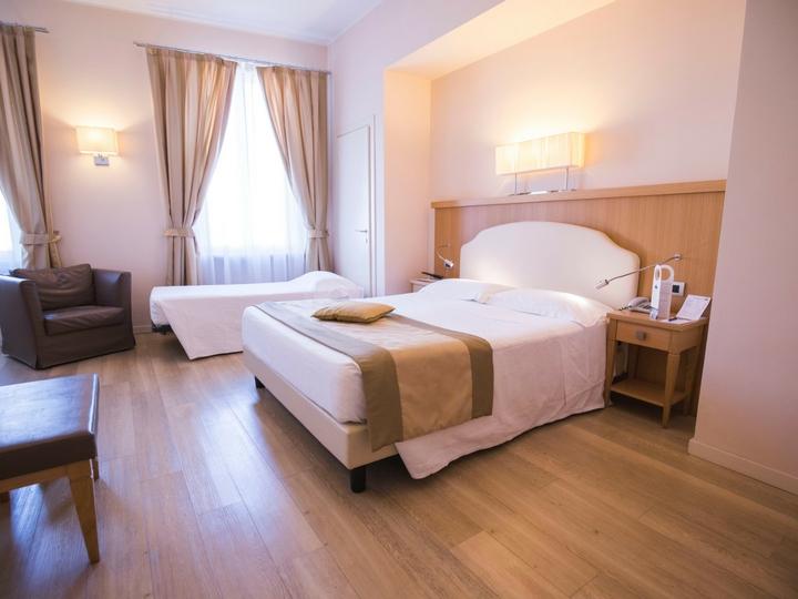 Номер Classic Hotel Sirmione Lago di Garda