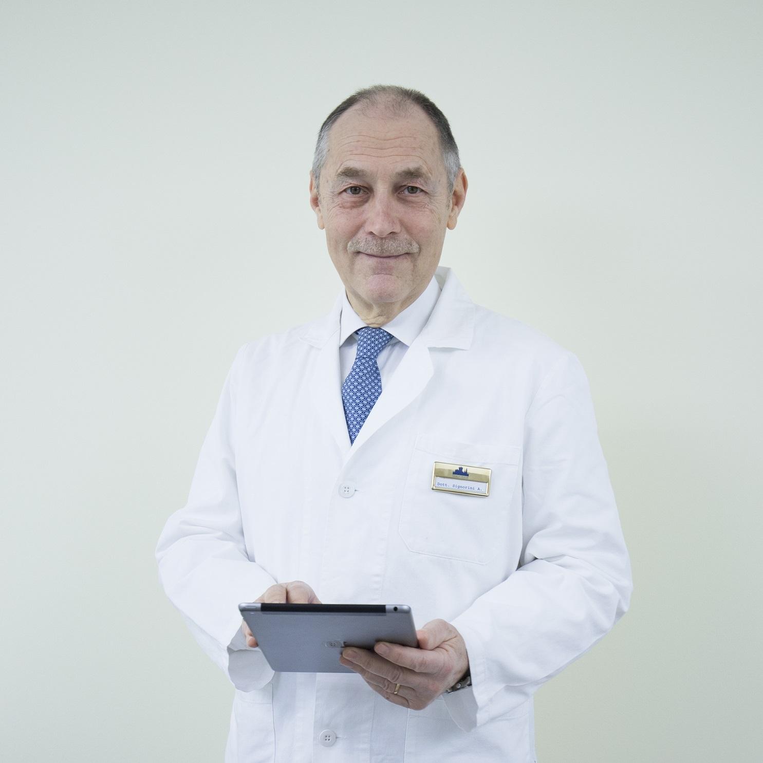 Dott. Alessandro Signorini, Direttore Scientifico Sanitario di Terme di Sirmione