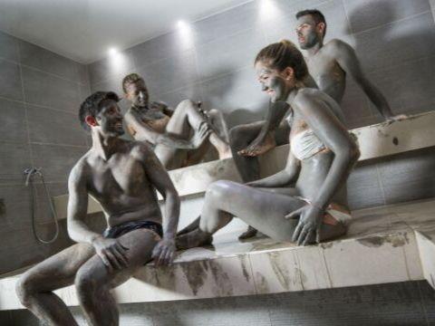 Argillarium aquaria rituali da vivere in sauna