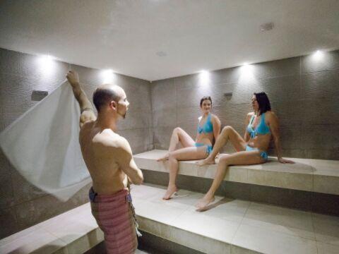 Aufguss scrub rituali da vivere in sauna