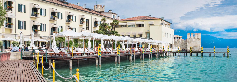 Grand Hotel Terme A Sirmione 5 Stelle Con Spa Sul Lago Di Garda