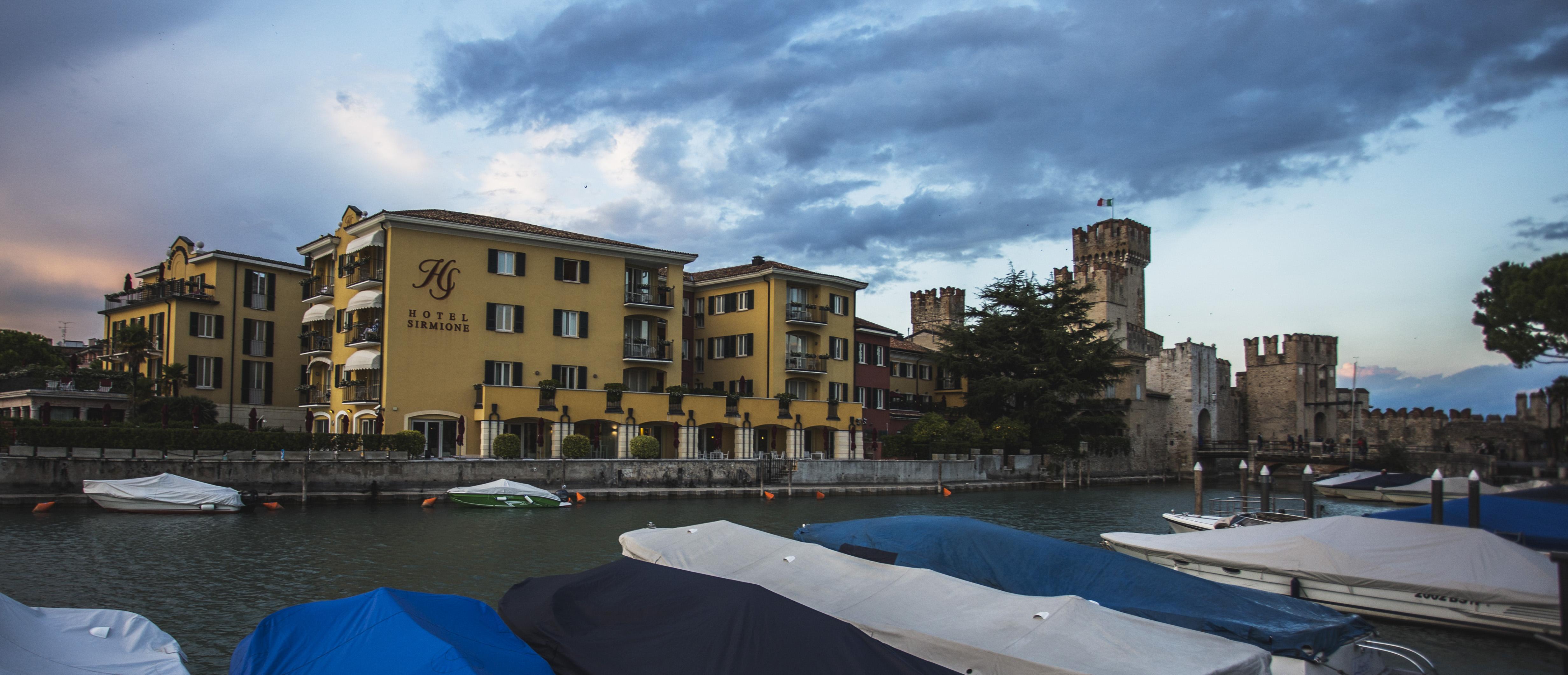 Hotel Sirmione  Stelle Con Spa